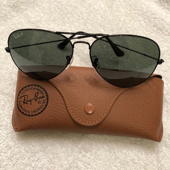 3ddfb86bcd Ray-Ban sunglasses black polarized 62mm